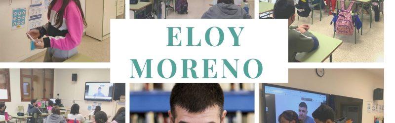 ENTREVISTA CON ELOY MORENO